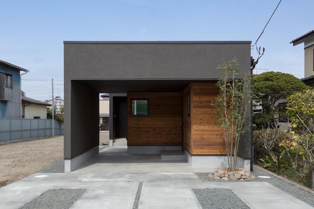 増田の家。